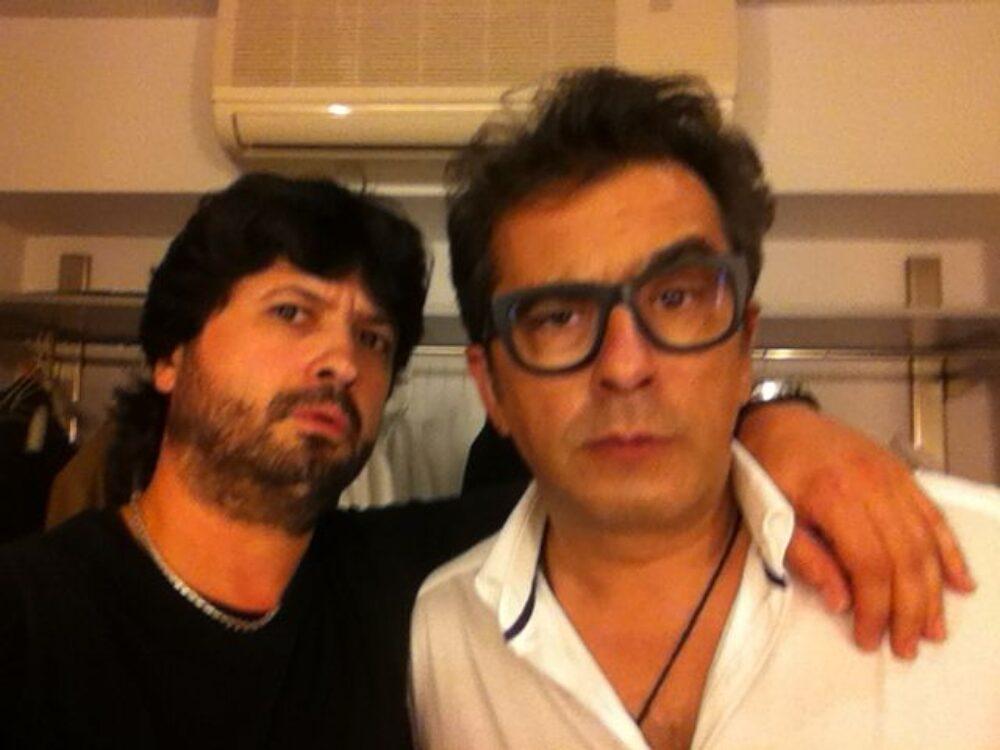 Chicuelo y Andreu Buenafuente