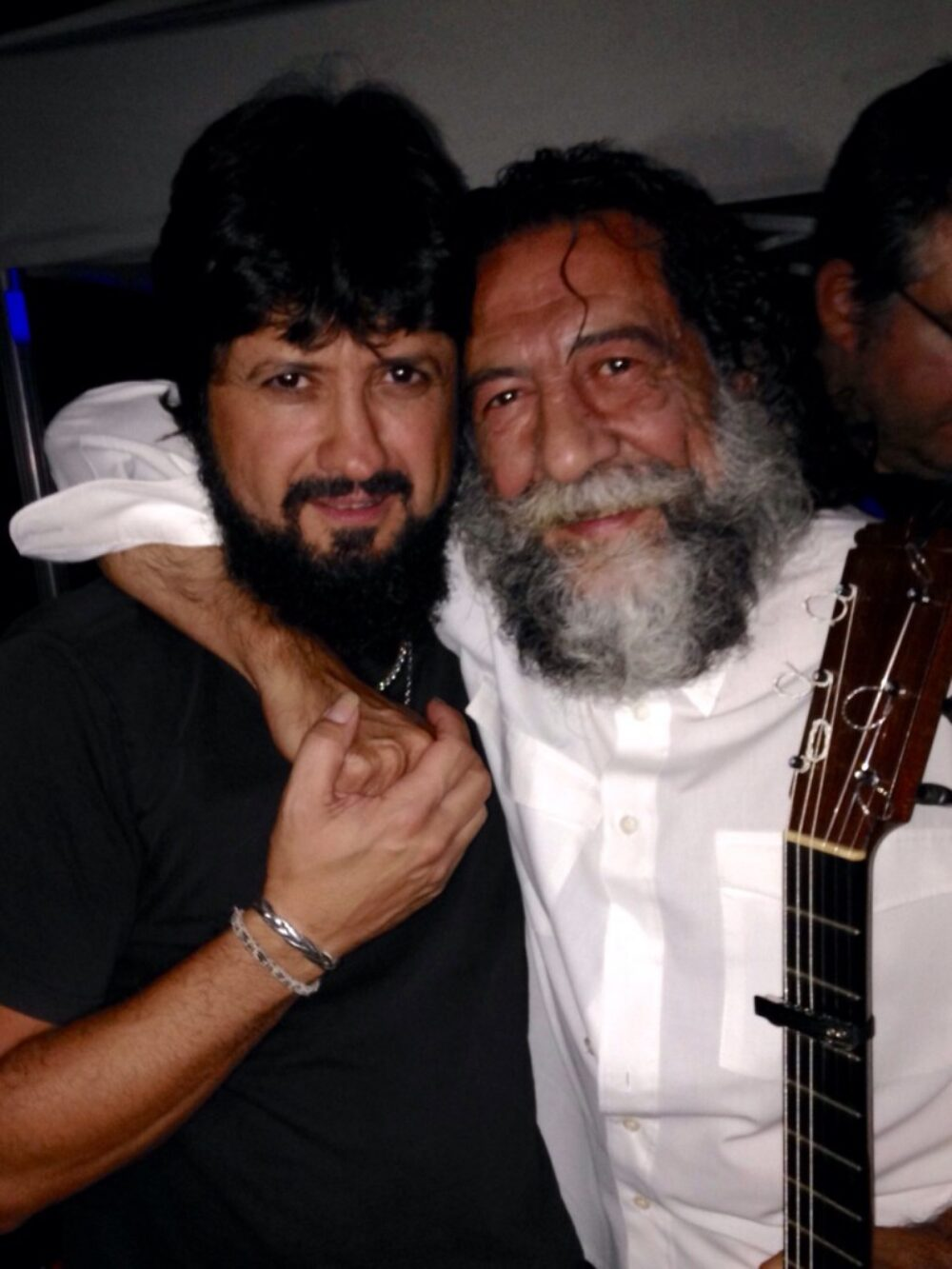 Chicuelo y Manuel Molina