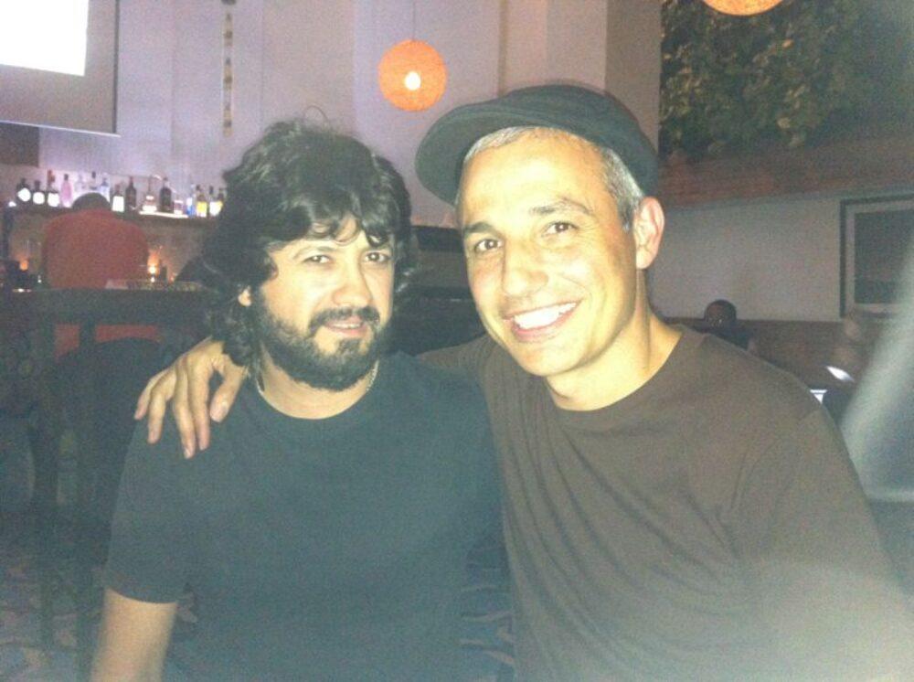 Chicuelo y Pablo Berger