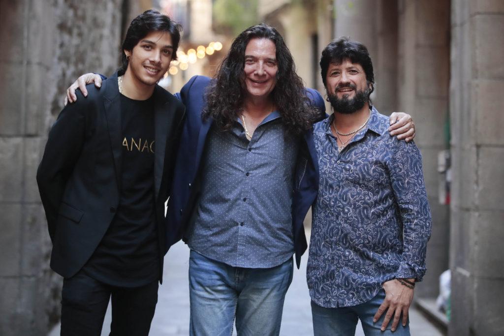 Tomatito Jr., Tomatito y Chicuelo