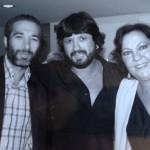 Israel Galván, Chicuelo y Carmen Linares