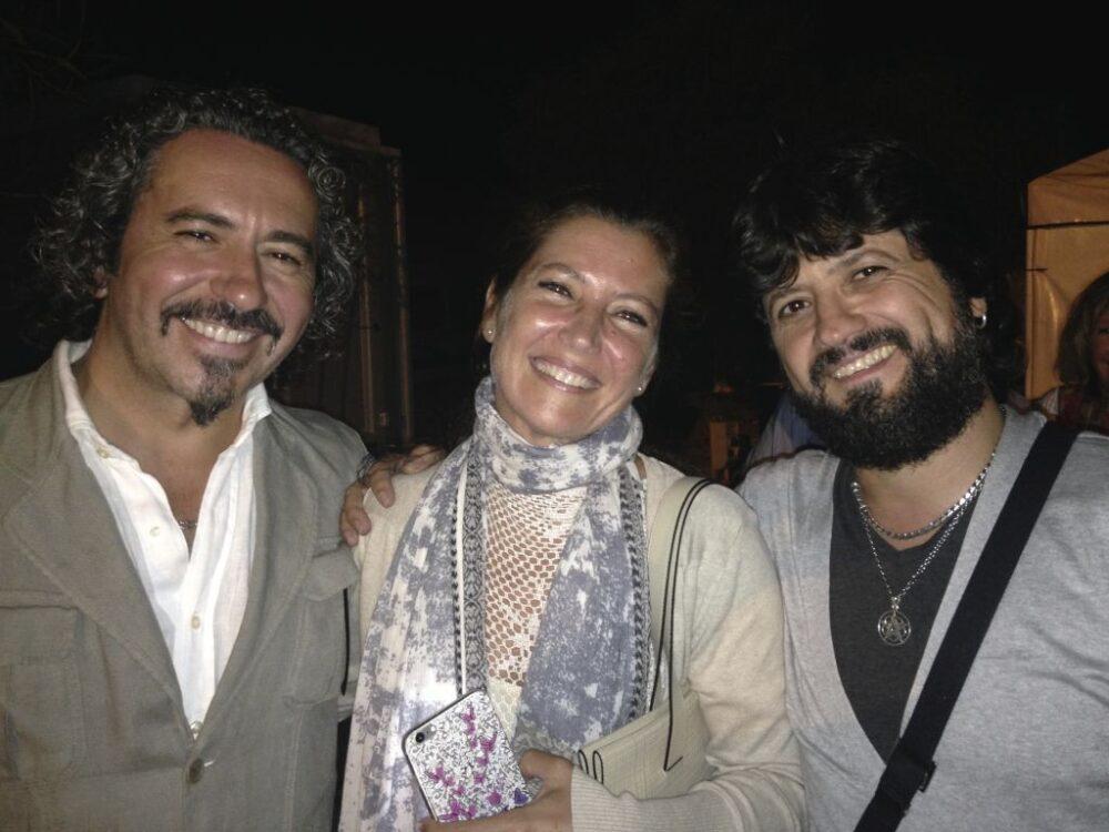 José Serrano, Sara Baras