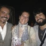 José Serrano, Sara Baras y Chicuelo