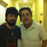 Chicuelo y Mariano Peña