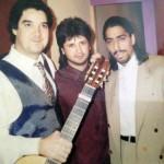 Rafael Riqueni, Chicuelo y Diego el Cigala