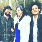 Chicuelo, Marinah y Carlos Sarduy