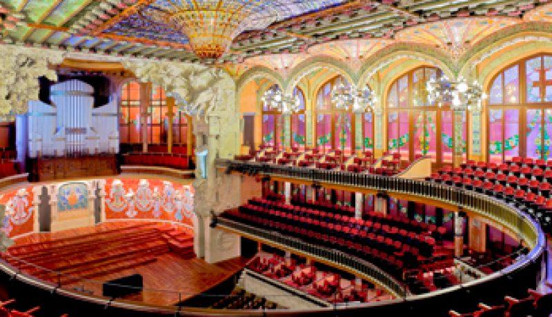 Palau de la Musica_Barcelona